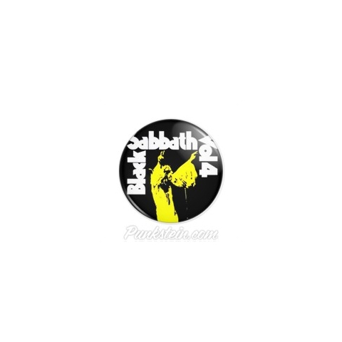 Botton Black Sabbath 2