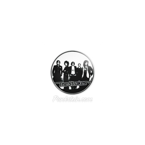 Botton The Strokes 6