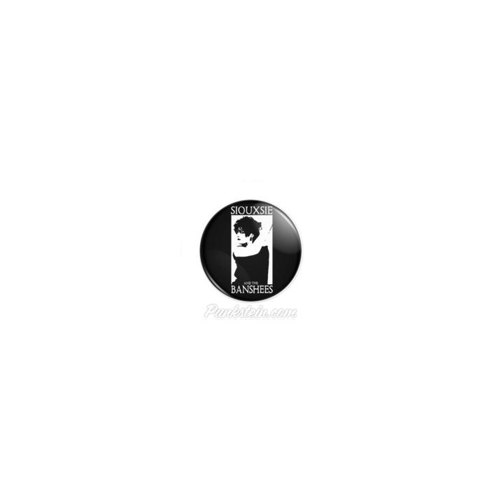 Botton Siouxsie Banshees