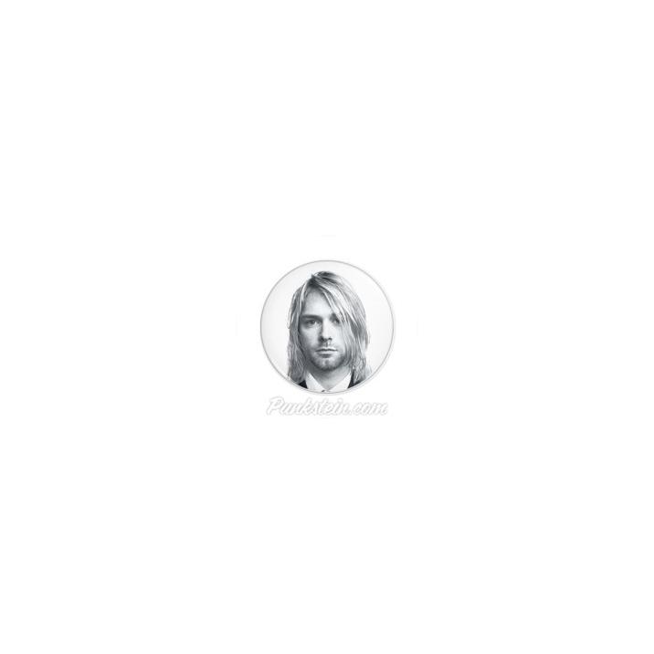 Botton Nirvana Kurt Cobain