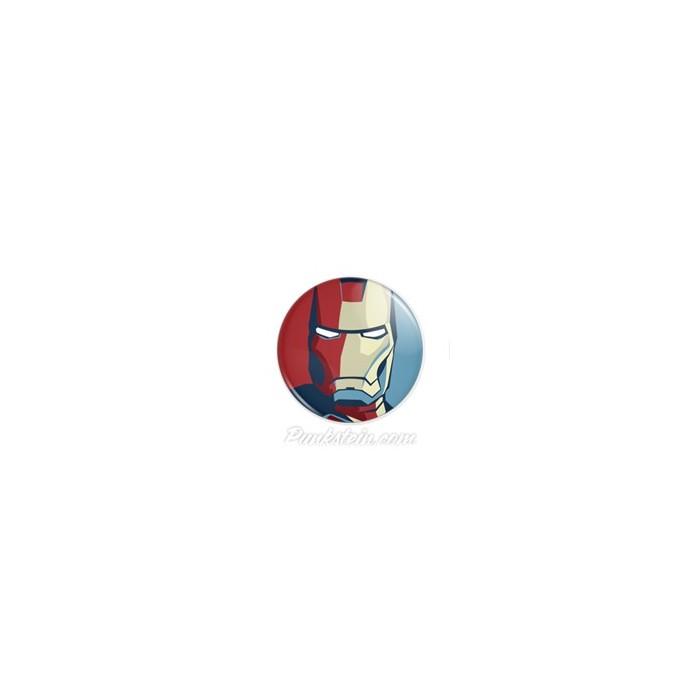Botton Iron man
