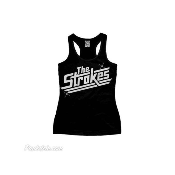 Regata Feminina The Strokes 8