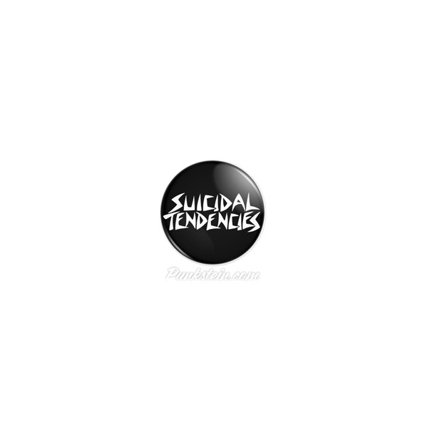 Botton Suicidal Tendencies