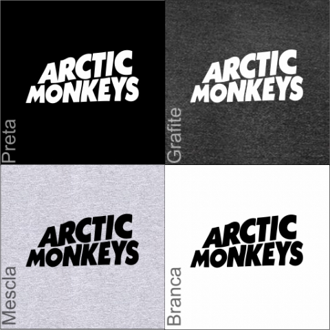 Camiseta Arctic Monkeys 2