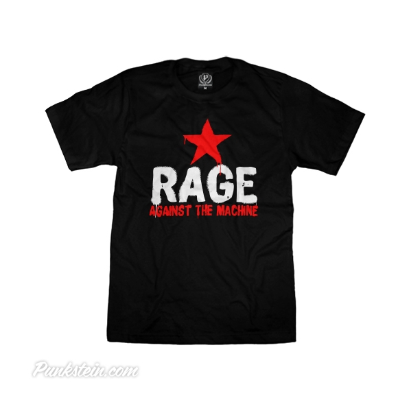 Camiseta Rage Against the Machine 1