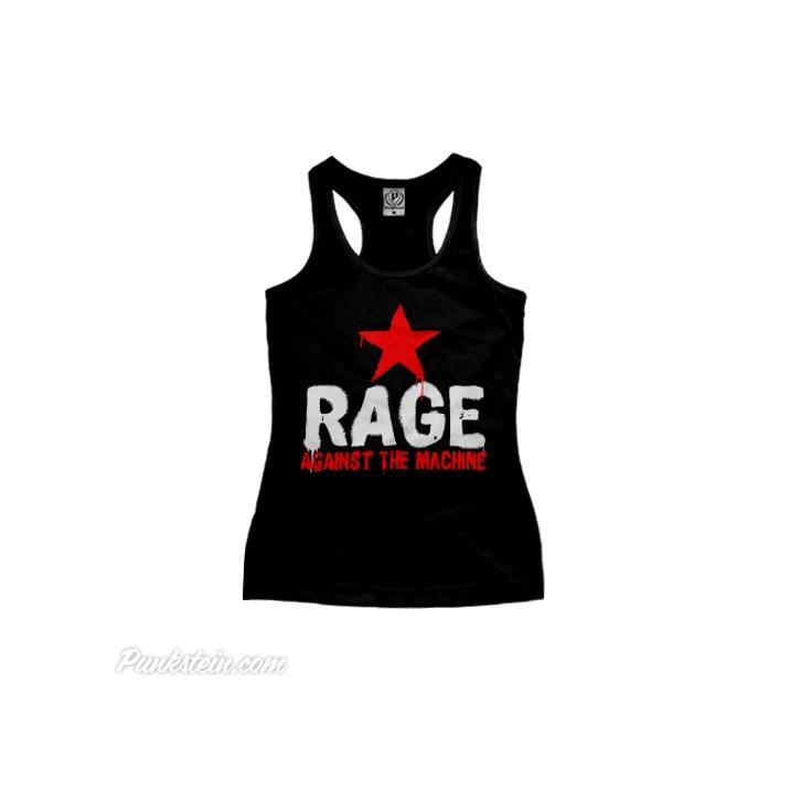 Regata Feminina Rage Against the Machine 1