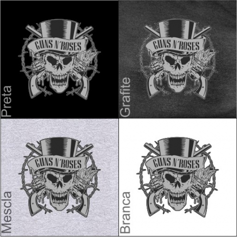 Babylook Guns n Roses 1