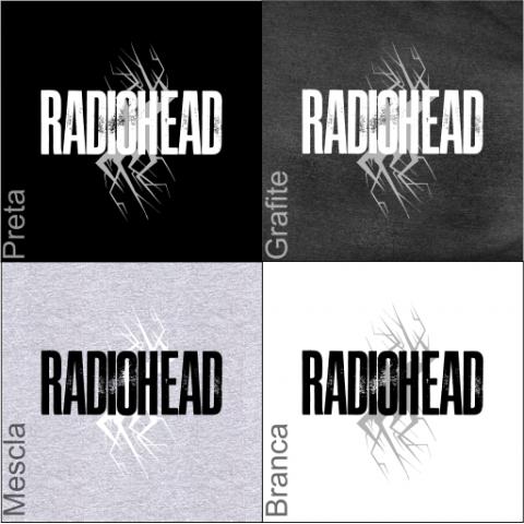 Regata Feminina Radiohead 1