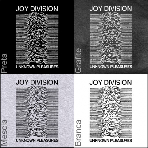 Camiseta Joy Division 1