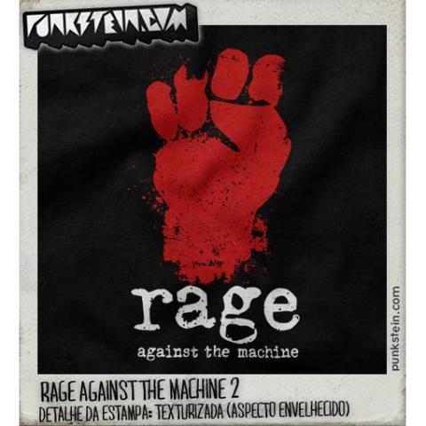 Regata Feminina Rage Against the Machine 2