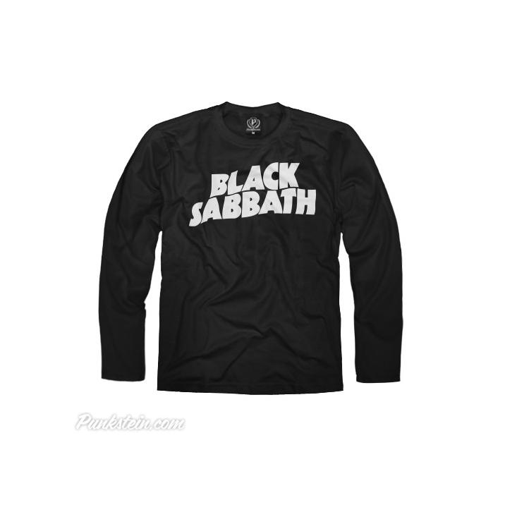 Manga Longa Masculina Black Sabbath 4