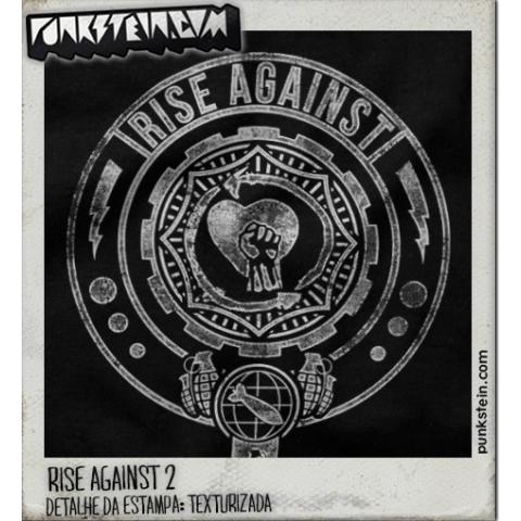 Regata Masculina Rise Against 2