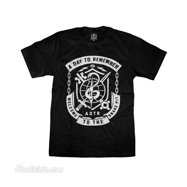 Camiseta A Day to Remember 3