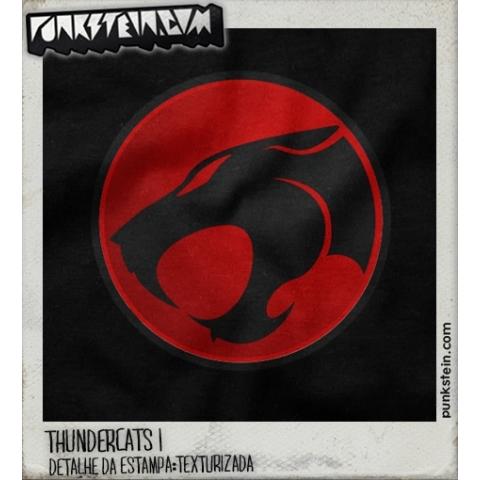 Manga Longa Masculina Thundercats 1