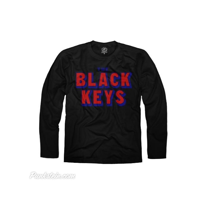 Manga Longa Masculina Black Keys 3