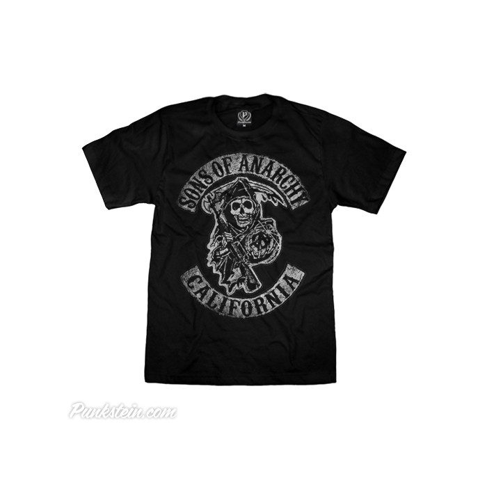 Camiseta Sons of Anarchy 3