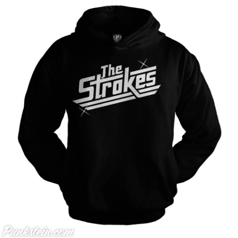 Moletom com Capuz the Strokes 8