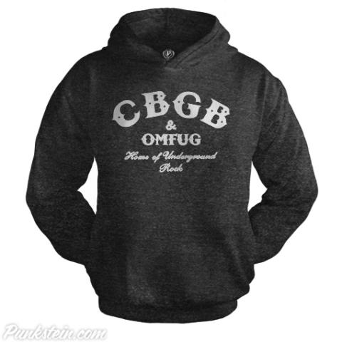 Moletom com Capuz CBGB