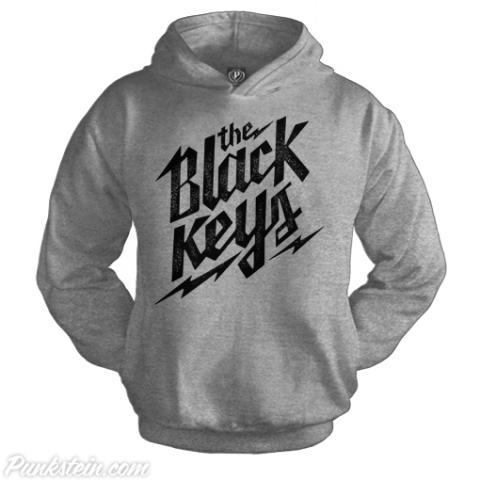 Moletom com Capuz Black Keys 2