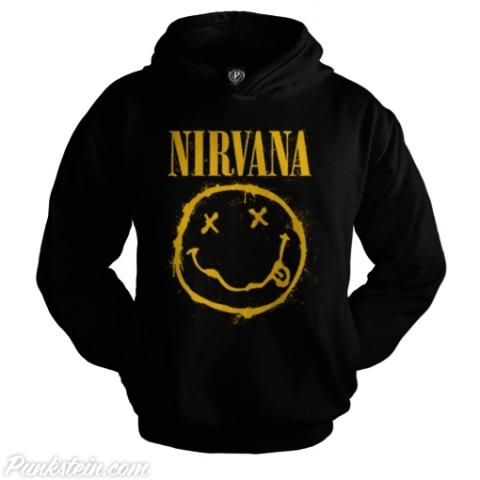 Moletom com Capuz Nirvana 1