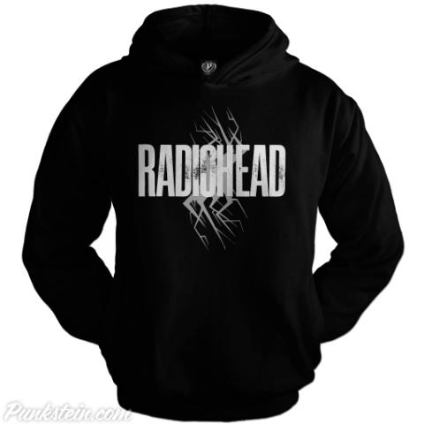 Moletom com Capuz Radiohead 1