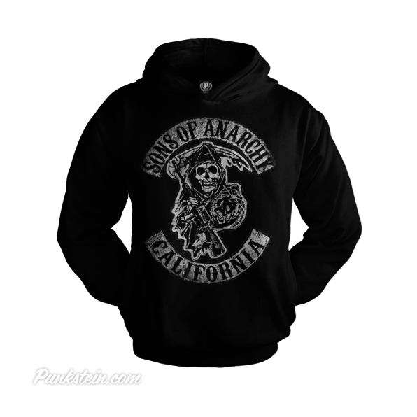 Moletom com Capuz Sons of Anarchy 3