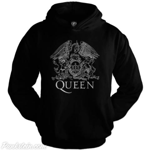 Moletom com Capuz Queen 1