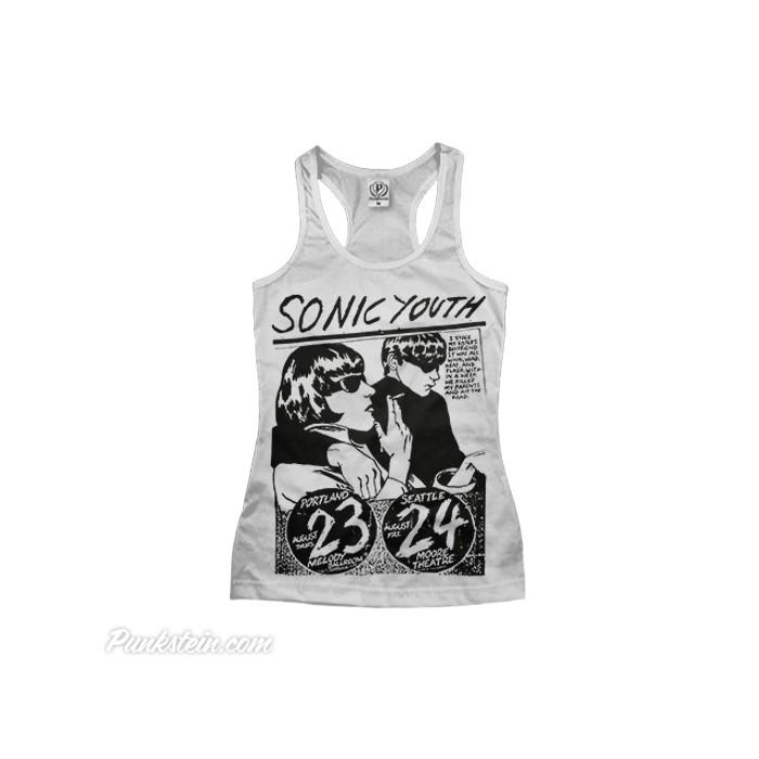 Regata Feminina Sonic Youth 1