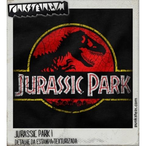 Moletom com Capuz Jurassic Park 1