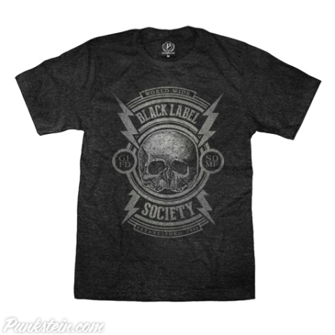 Camiseta Black Label Society 2