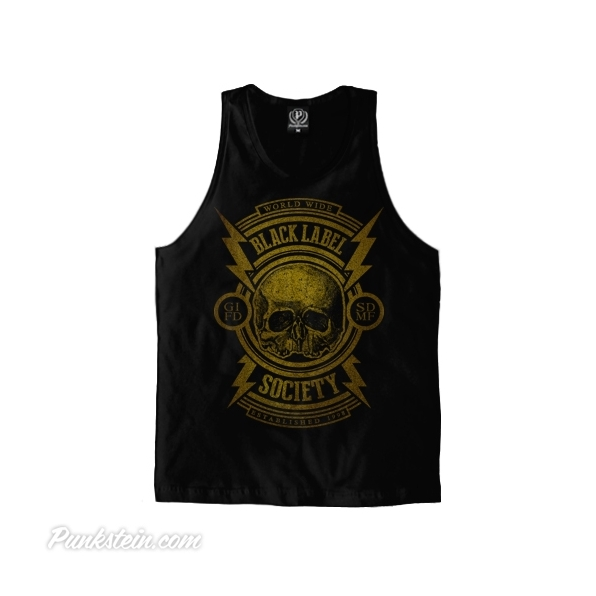 Regata Masculina Black Label Society 2