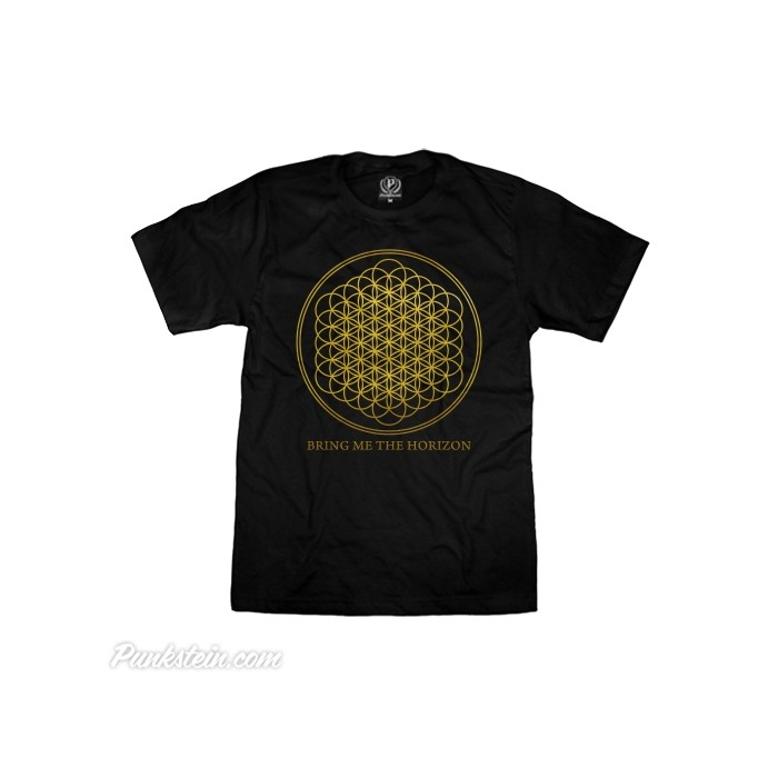 Camiseta Bring Me The Horizon 2 - Golden