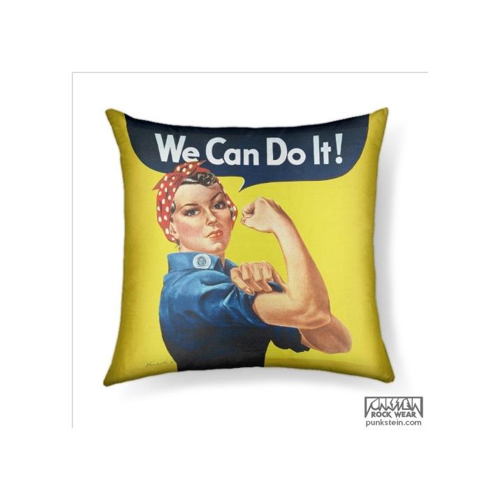 CAPA p/ Almofada - WE CAN DO IT