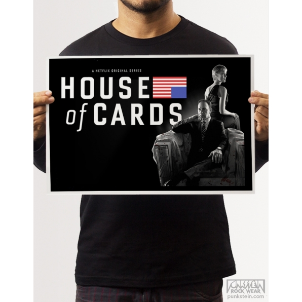 Poster the House of Cards