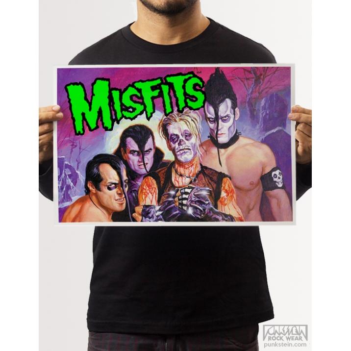 Poster Misftis