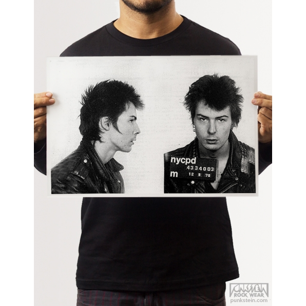 Poster Sid Vicious