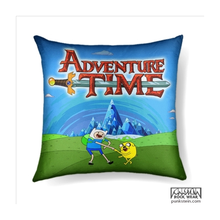 CAPA p/ Almofada - Adventure time