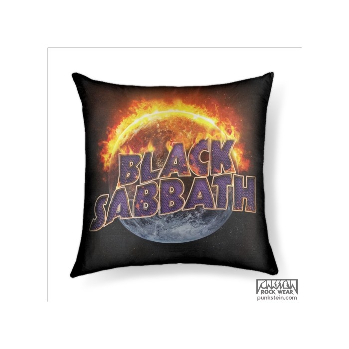 CAPA p/ Almofada - Black Sabbath