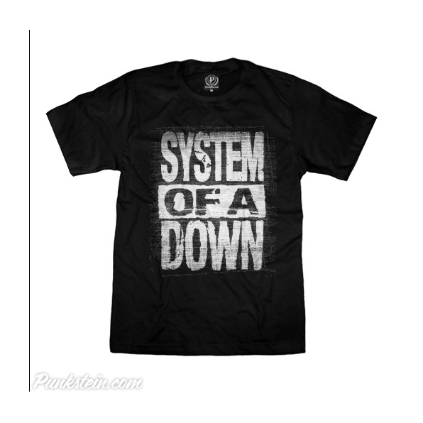 Camiseta System of a Down 1