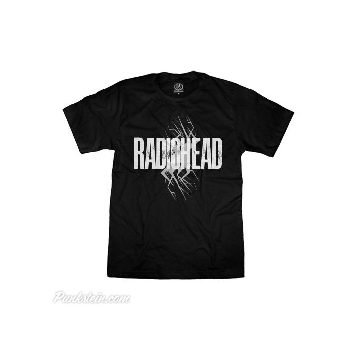 Camiseta Radiohead 1