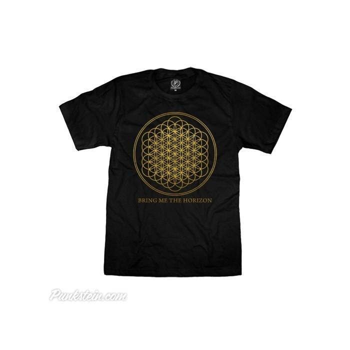 Camiseta Bring Me The Horizon 2 GOLDEN SERIES