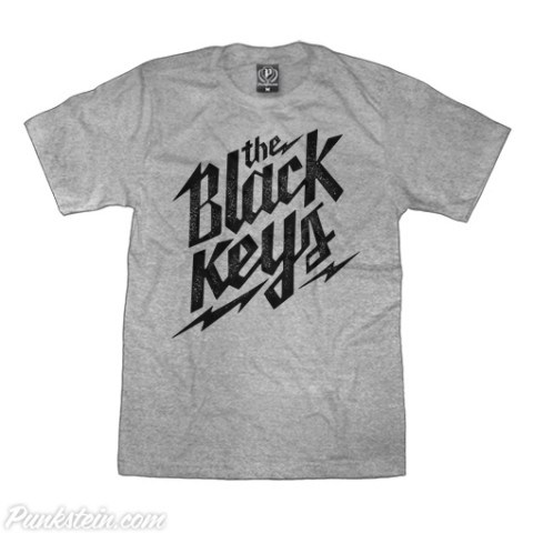 Camiseta Black Keys 2