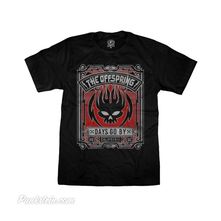 Camiseta The Offspring 2