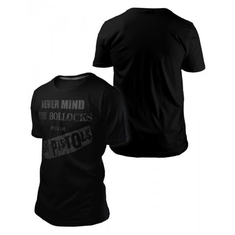 Camiseta Sex Pistols 1 BLACK SERIES