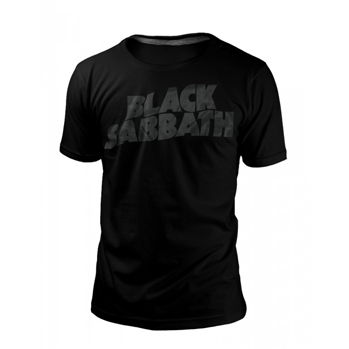 Camiseta Black Sabbath 4 BLACK SERIES
