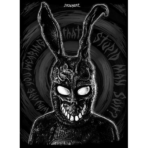 Manga Longa Donnie Darko 1