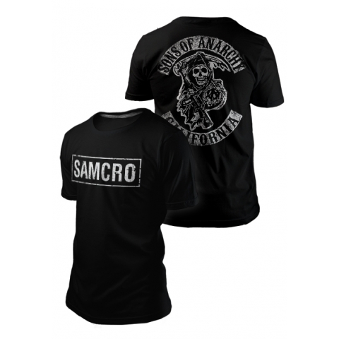 Camiseta Sons of Anarchy 6