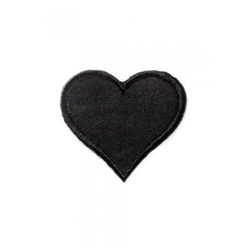 Patch BLACK HEART