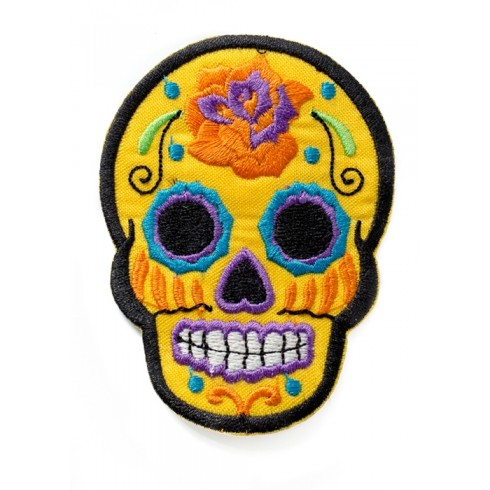Patch CAVEIRA MEXICANA