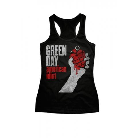 Regata Fem. Green Day - American Idiot